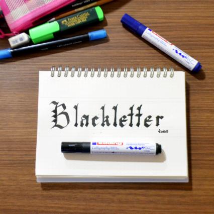 blackletter